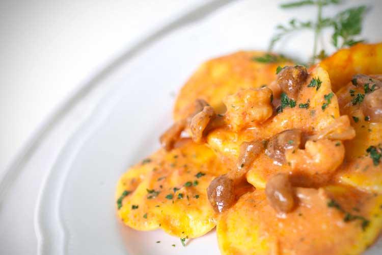 Le proposte culinarie di Ristorante New Gilda