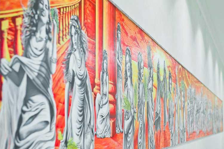 Meeting e Convention a Ristorante New Gilda Luxury Temple