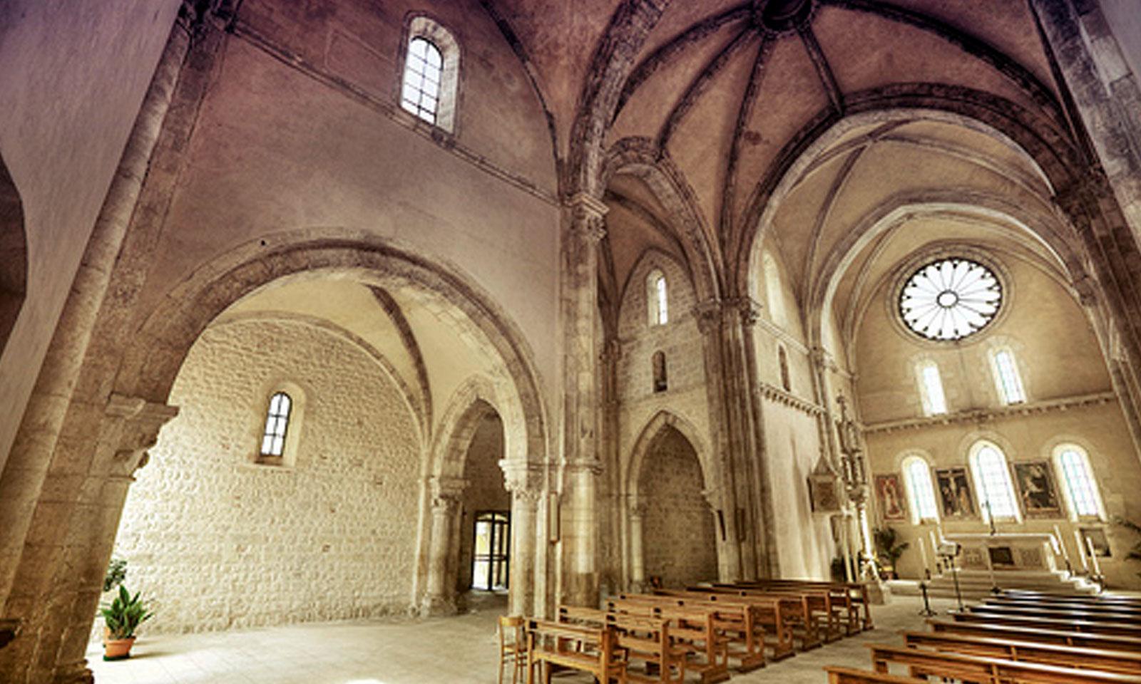 Abbazia di Santa maria Arabona Manoppello